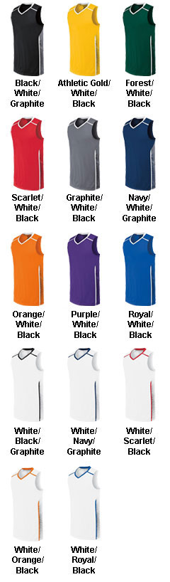 Womens Comet Jersey - All Colors