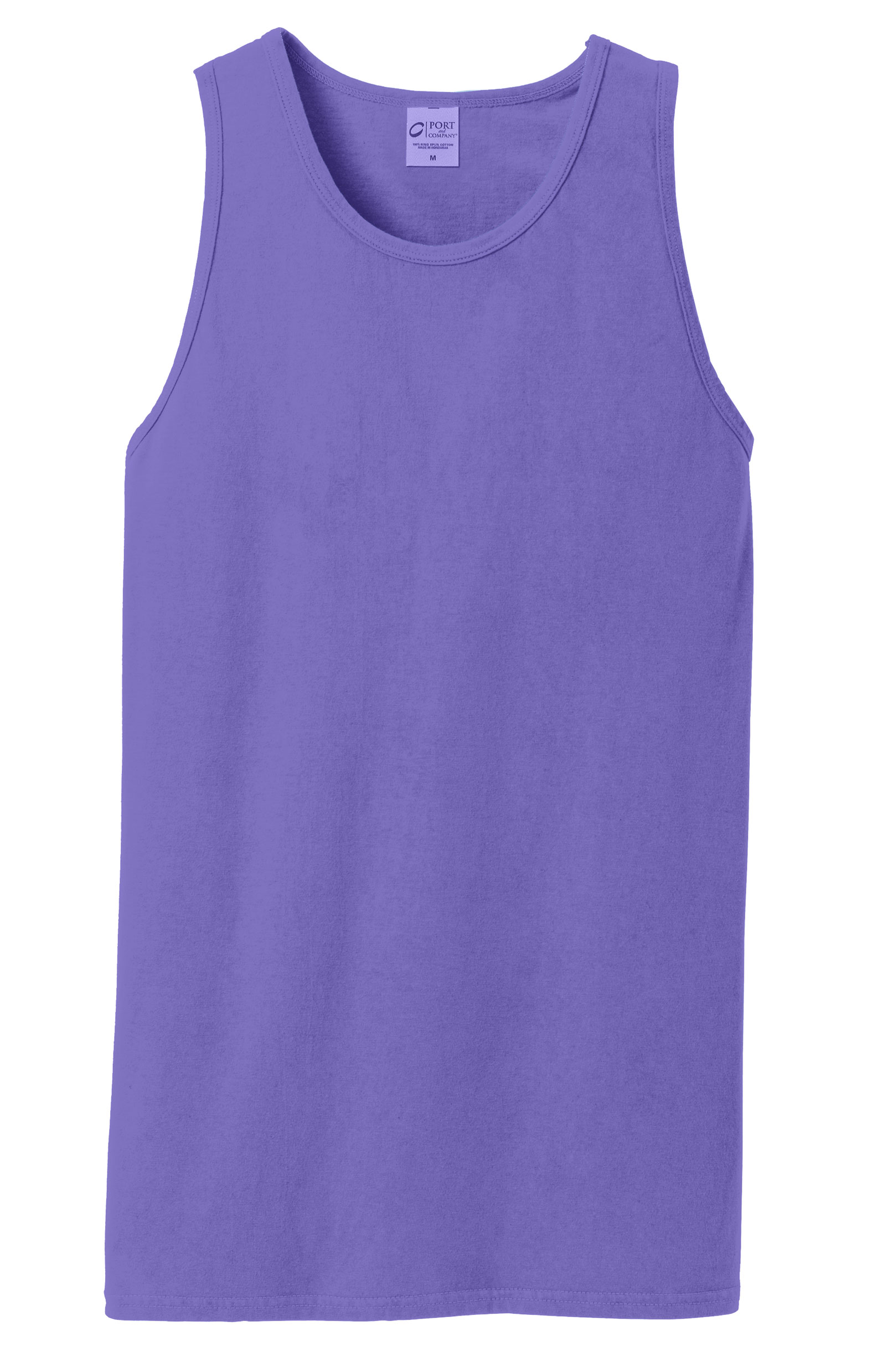 Mens Essential Pigment-Dyed Tank Top