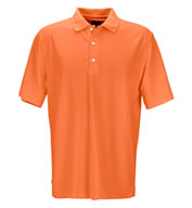Custom Greg Norman Mens Play Dry Performance Mesh Polo