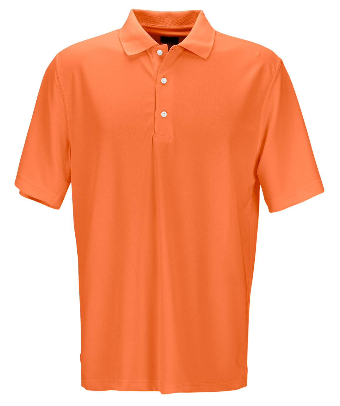 Greg Norman Mens Play Dry Performance Mesh Polo