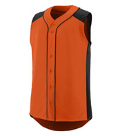 Custom Adult Sleeveless Slugger Jersey