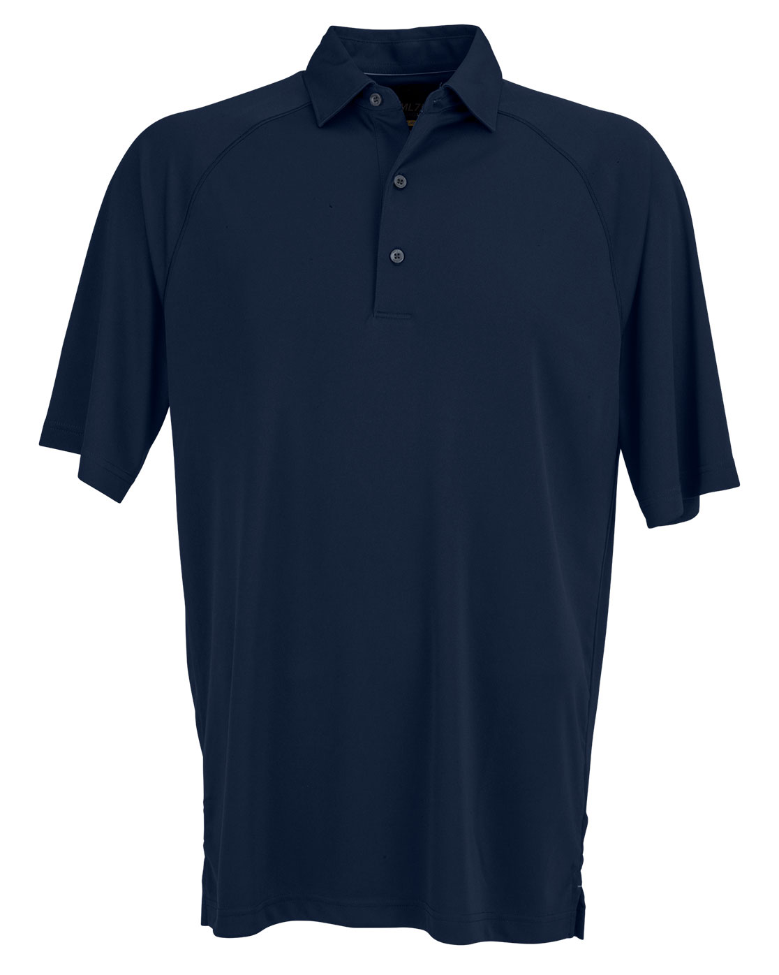 Greg Norman Play Micro Lux Solid Polo