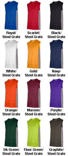 Youth Mettle Basketball Jersey - All Colors
