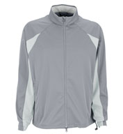Custom Greg Norman Mens Full-Zip Pieced Weatherknit Jacket