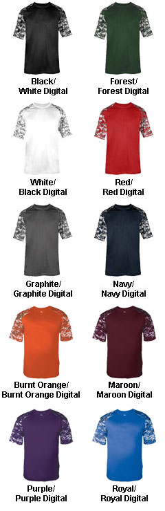 Digital Sport Youth Tee - All Colors
