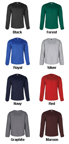 Poly Fleece Pullover - All Colors