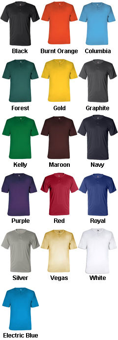 B-Core Adult Placket  - All Colors