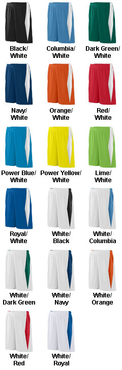 Youth Top Score Short - All Colors