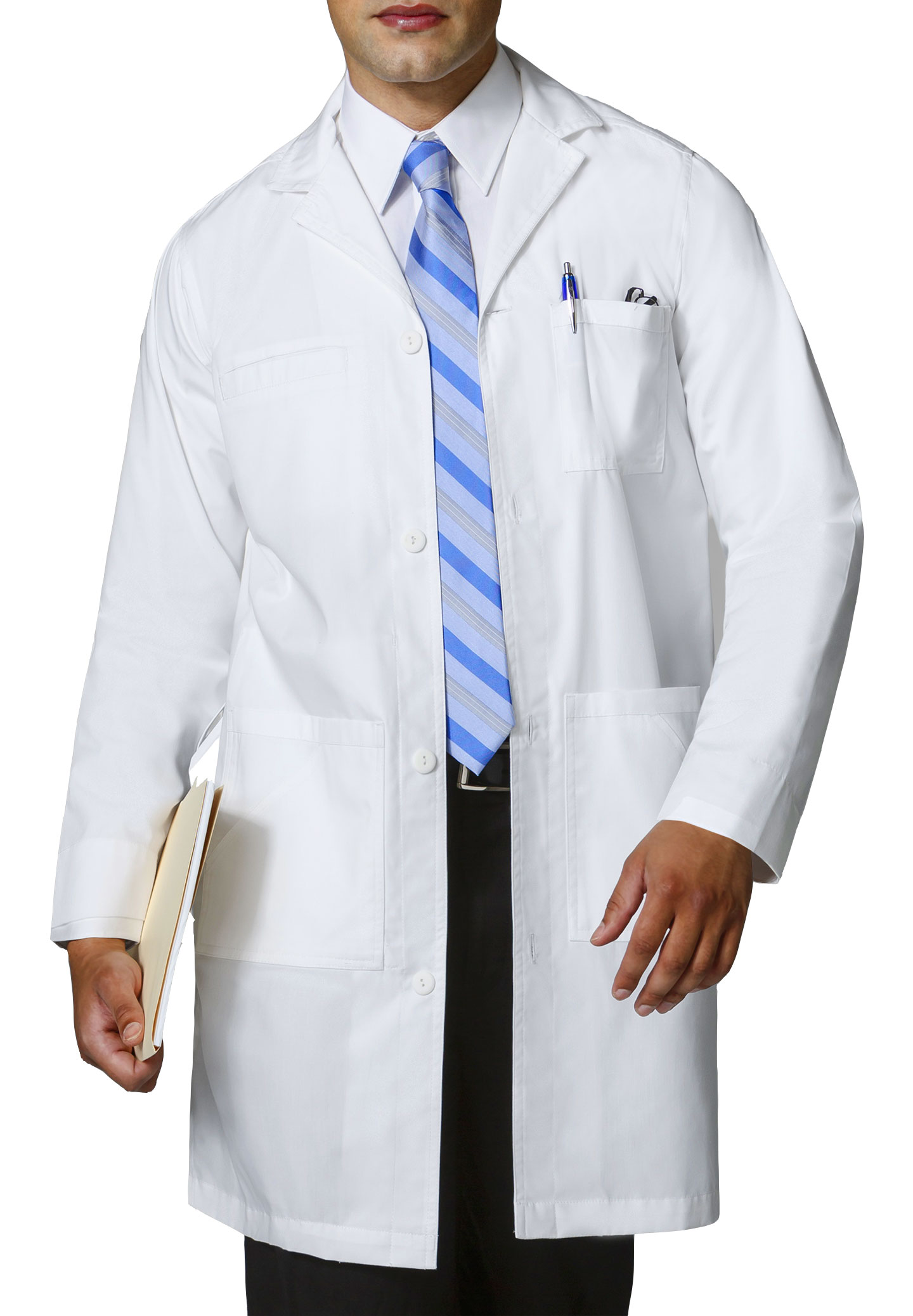 WonderWink® Mens Professional Lab Coat