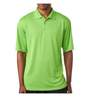 Custom UltaClub Mens Cool & Dry 8 Star Elite Performance Polo