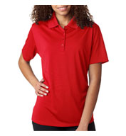 Custom UltraClub Ladies Cool & Dry 8 Star Elite Performance Polo