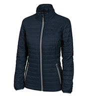 Custom Charles River Womens Lithium Quilted Jacket