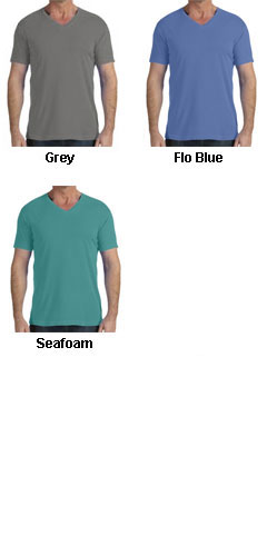 Comfort Colors Adult V-Neck Tee - All Colors