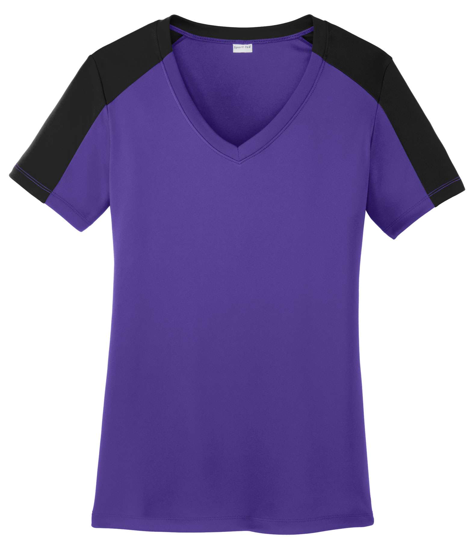 Ladies PosiCharge® Competitor™ V-Neck Tee