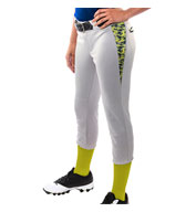 Custom Womens Leadoff Traditional Low-Rise Pants