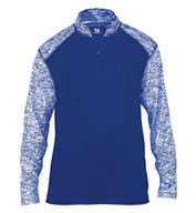 Custom Mens Sport Blend 1/4 Zip