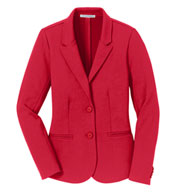 Custom Port Authority® Ladies Knit Blazer