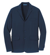 Custom Port Authority Mens  Knit Blazer