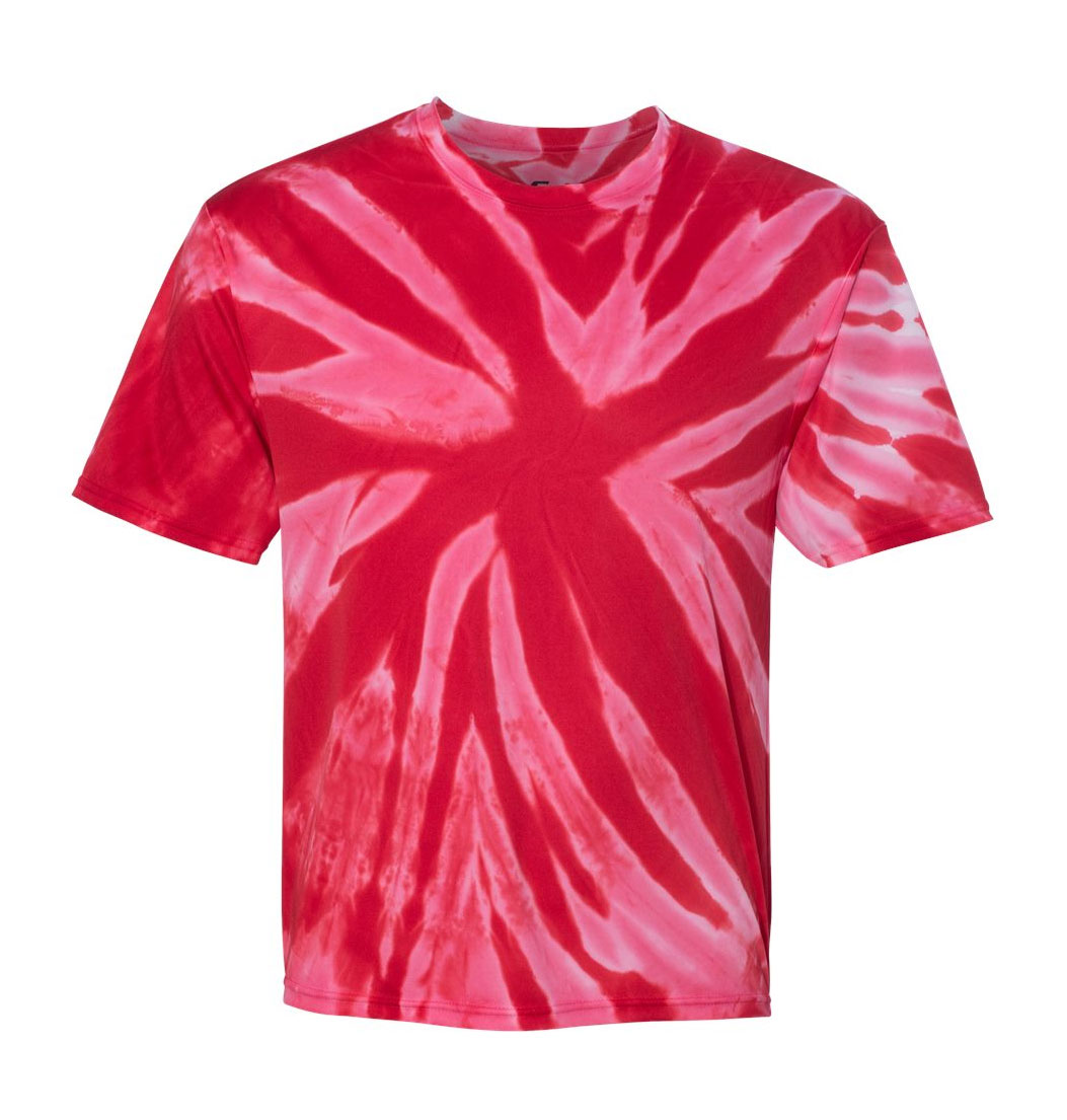 Custom Made Tie-Dye T-Shirts and Custom Made Tie-Dye Tees