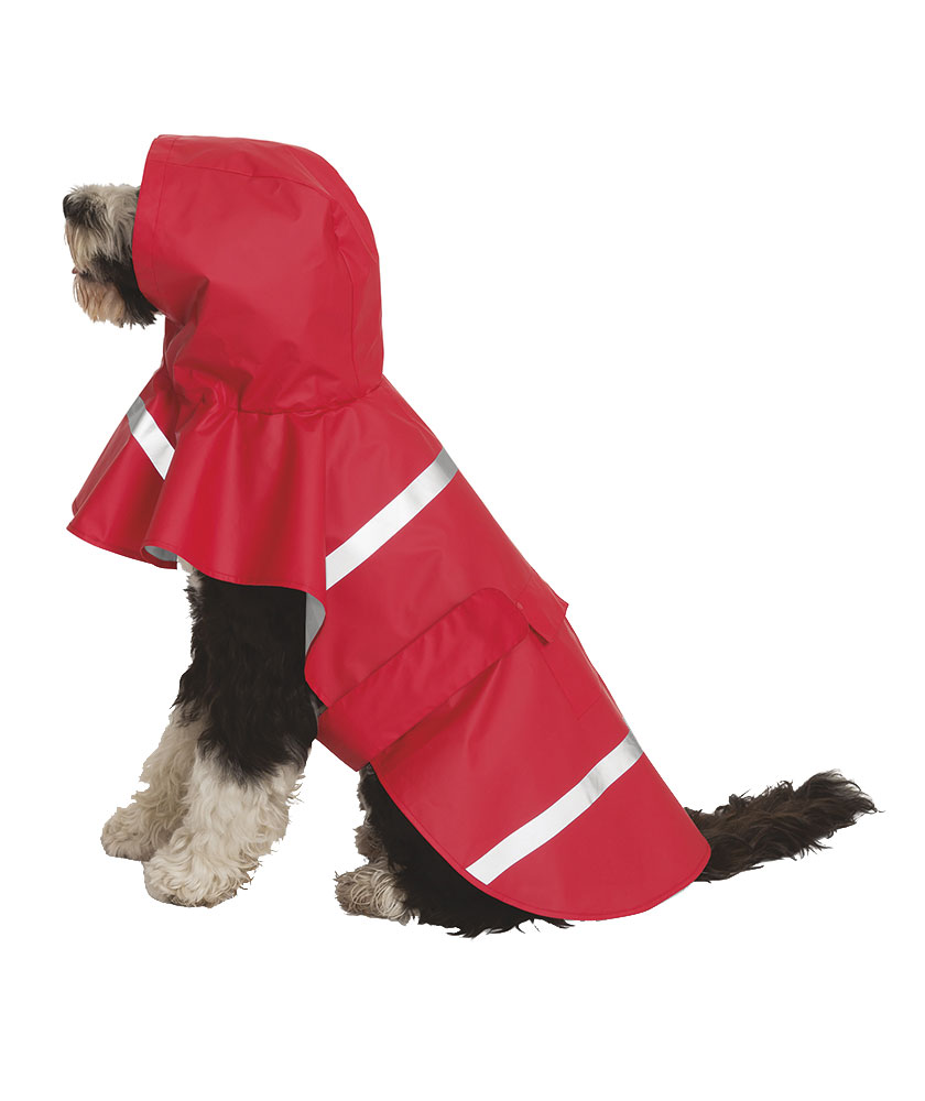 Charles River New Englander Doggie Rain Jacket