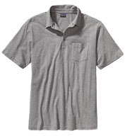 Custom Mens Squeaky Clean Polo by Patagonia