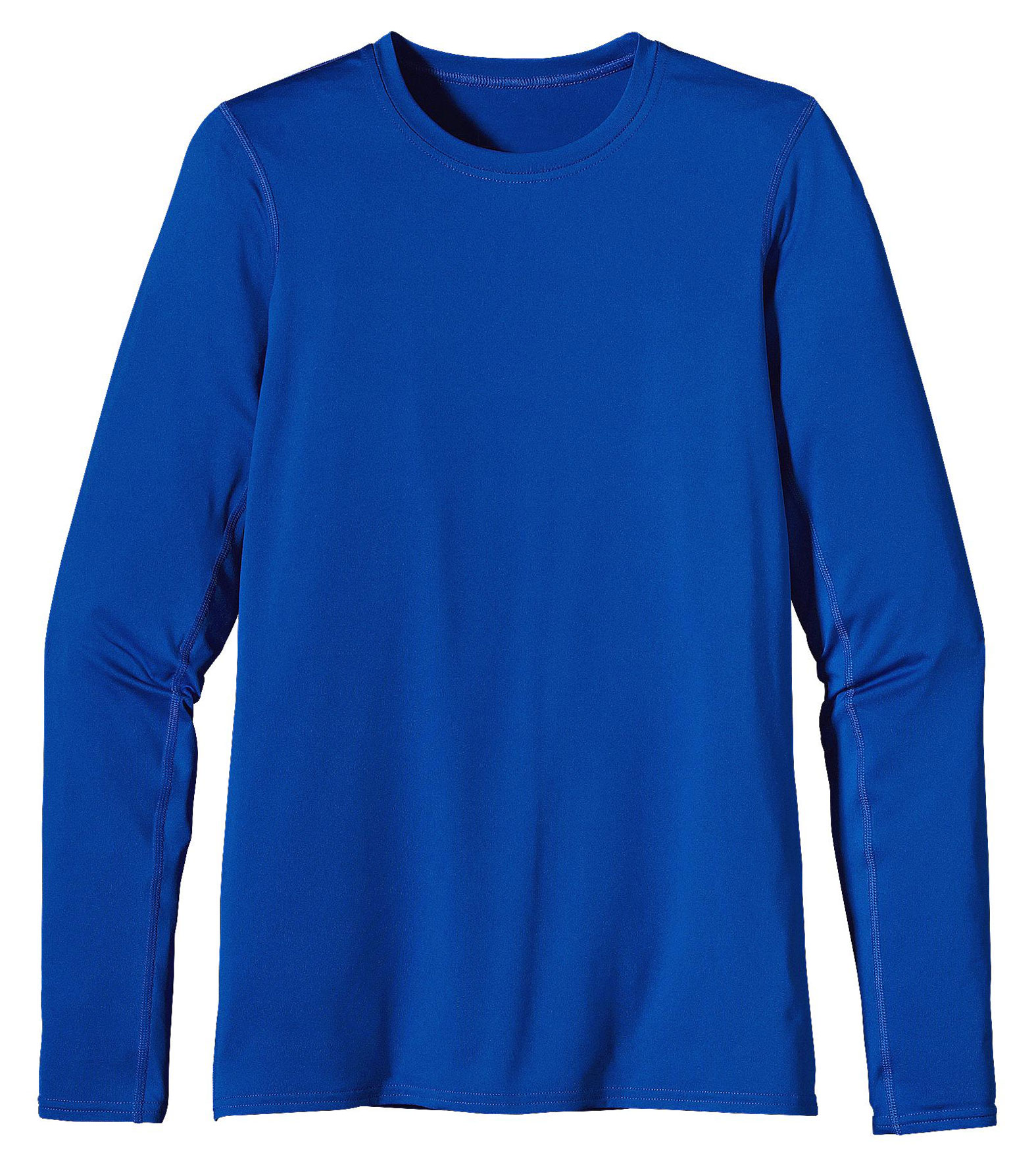 Patagonia Womens Long Sleeve Wicking Capilene® Crew Neck T-shirt