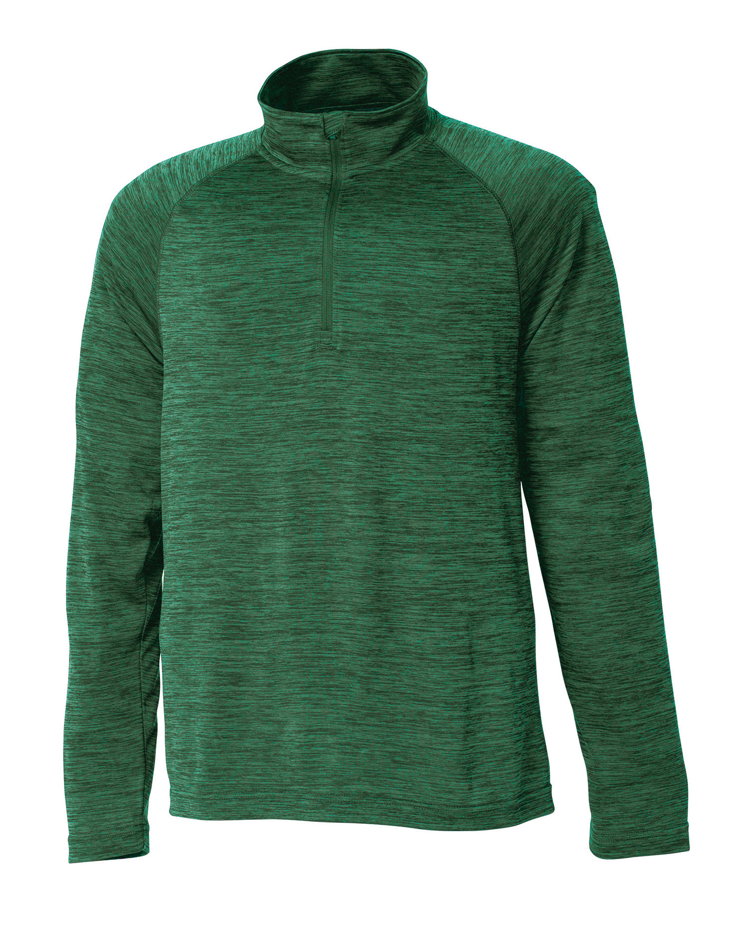 Charles River Mens Space Dye Performance Pullover