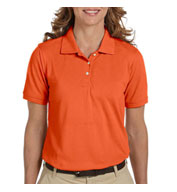 Custom Harriton Ladies Easy Blend™ Polo