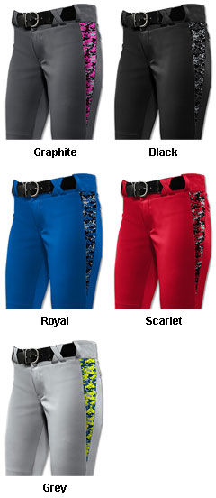 Youth Leadoff Traditional Low-Rise Pants - All Colors
