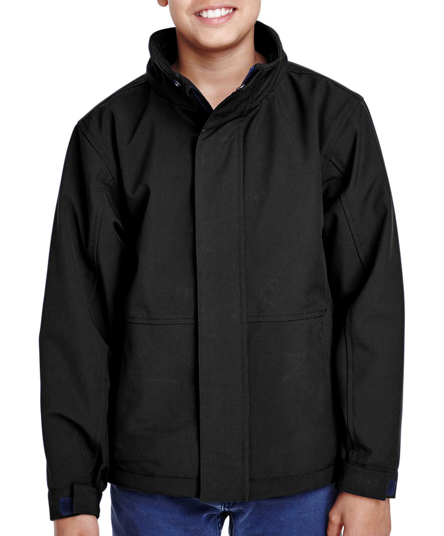 Team 365 Youth Guardian Insulated Soft Shell Jacket