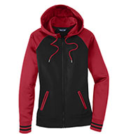 Custom Sport-Tek® Ladies Sport-Wick® Varsity Fleece