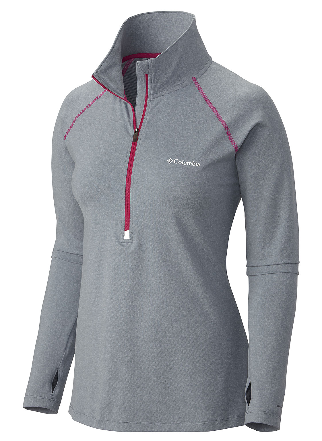Columbia Ladies Trail Summit Half-Zip Pullover