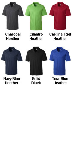 Mens Big & Tall DryTec™ Chelan Polo - All Colors