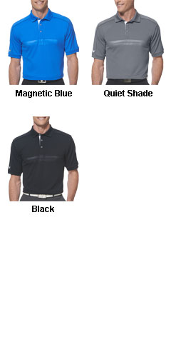 Callaway Embossed Athletic Polo - All Colors