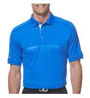 Custom Callaway Mens Embossed Athletic Polo