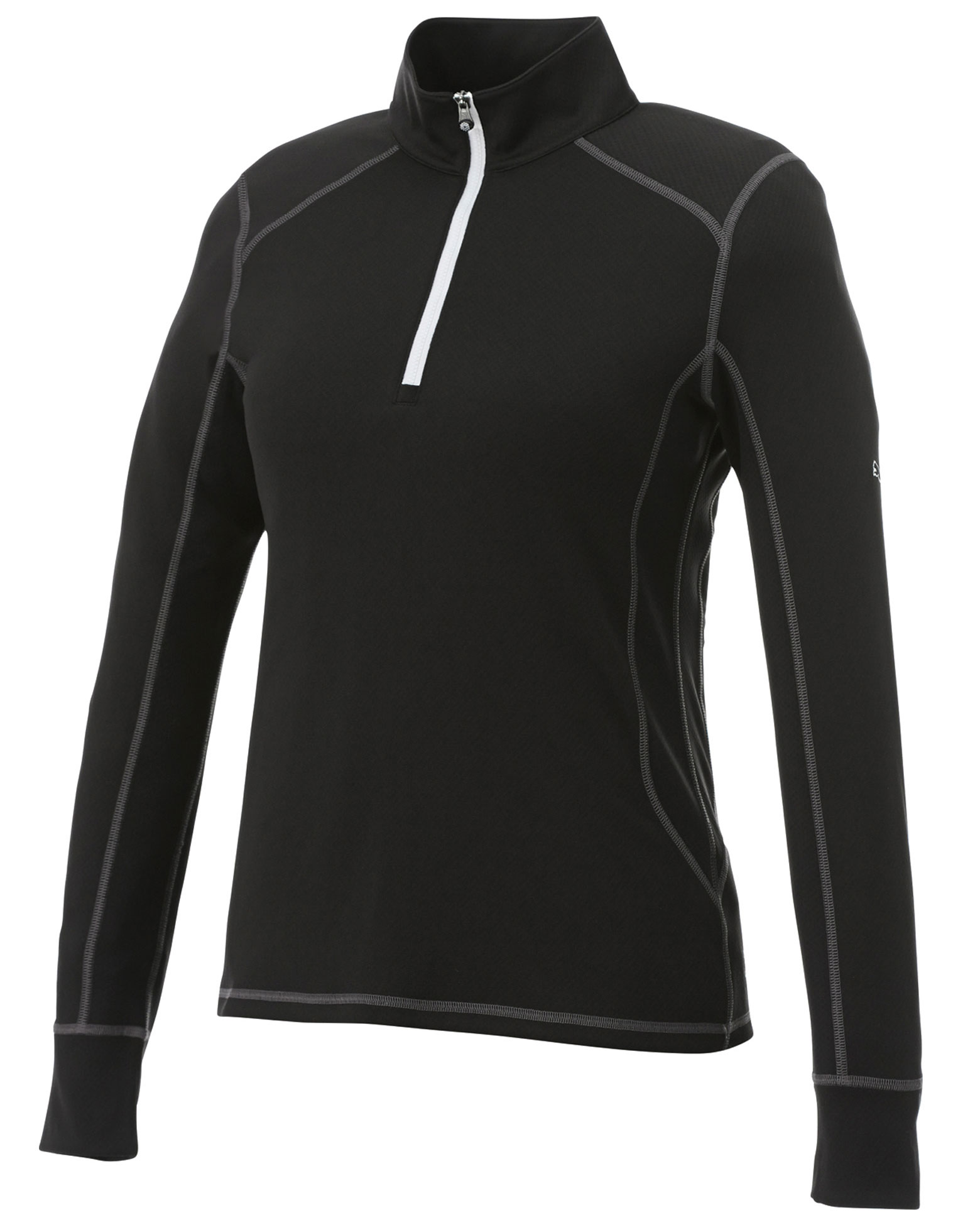 Womens Puma Golf Tech 1/2-Zip Top