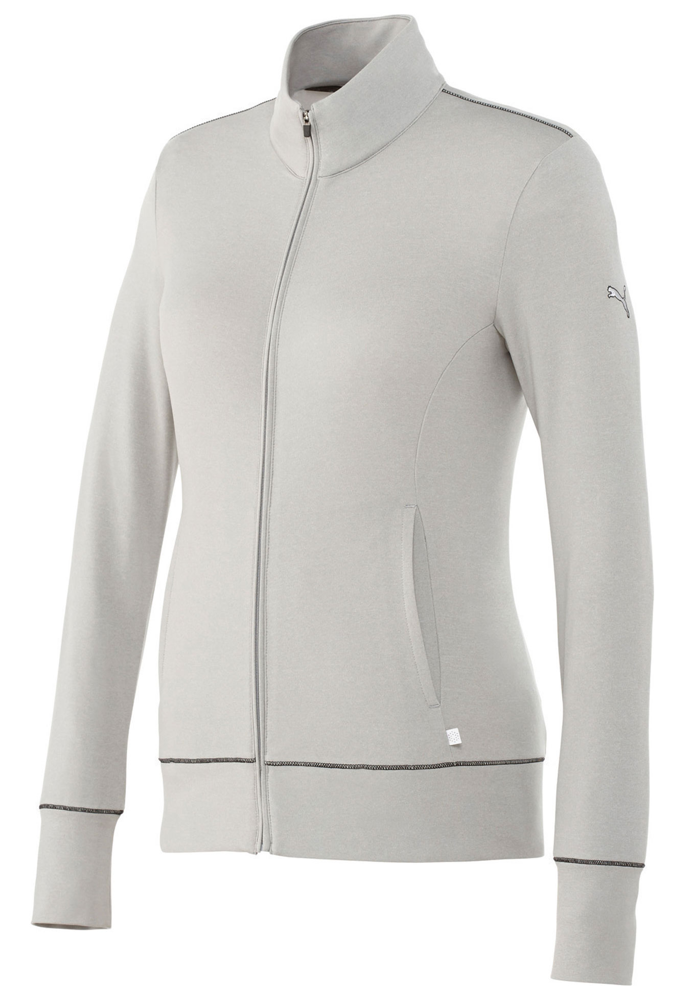 Womens Puma Golf Track Jacket