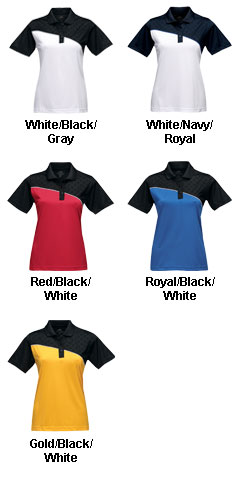 Lady Elite Polo - All Colors