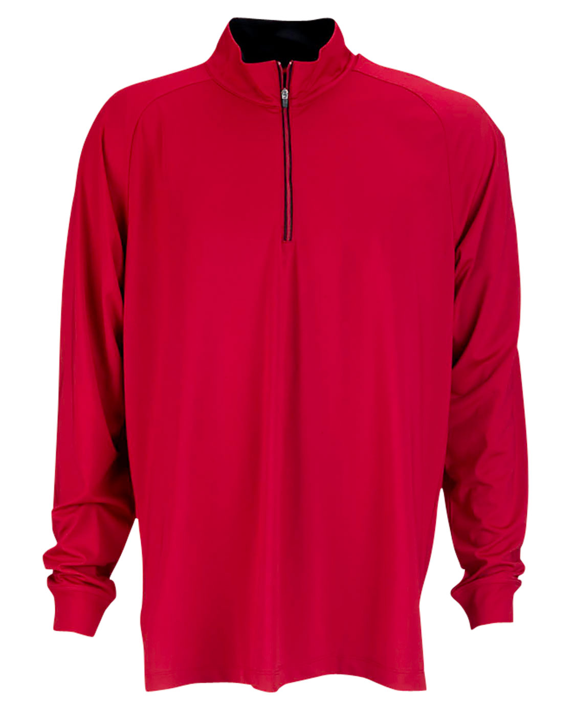 Greg Norman Play Dry 1/4-Zip Performance Mock