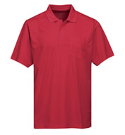 Custom Mens Vital Pocket Polo