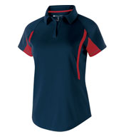 Custom Holloway Ladies Avenger Polo