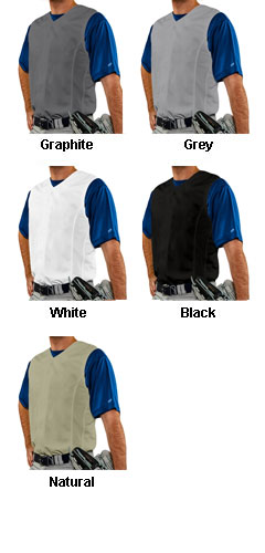 Reliever Sleeveless Baseball Jersey - All Colors