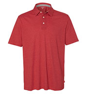 Custom IZOD Mens Heather Jersey Sport Shirt