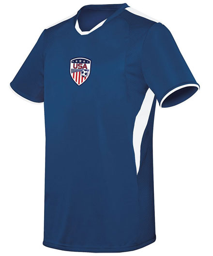 cc22c22afbd Design Adult Globe International Soccer Jersey