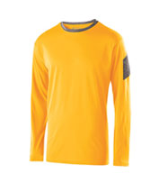 Youth Long Sleeve Electron Shirt