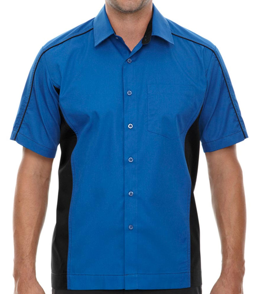 5f0c63c7 Custom Adult Muckler Bowling Shirt