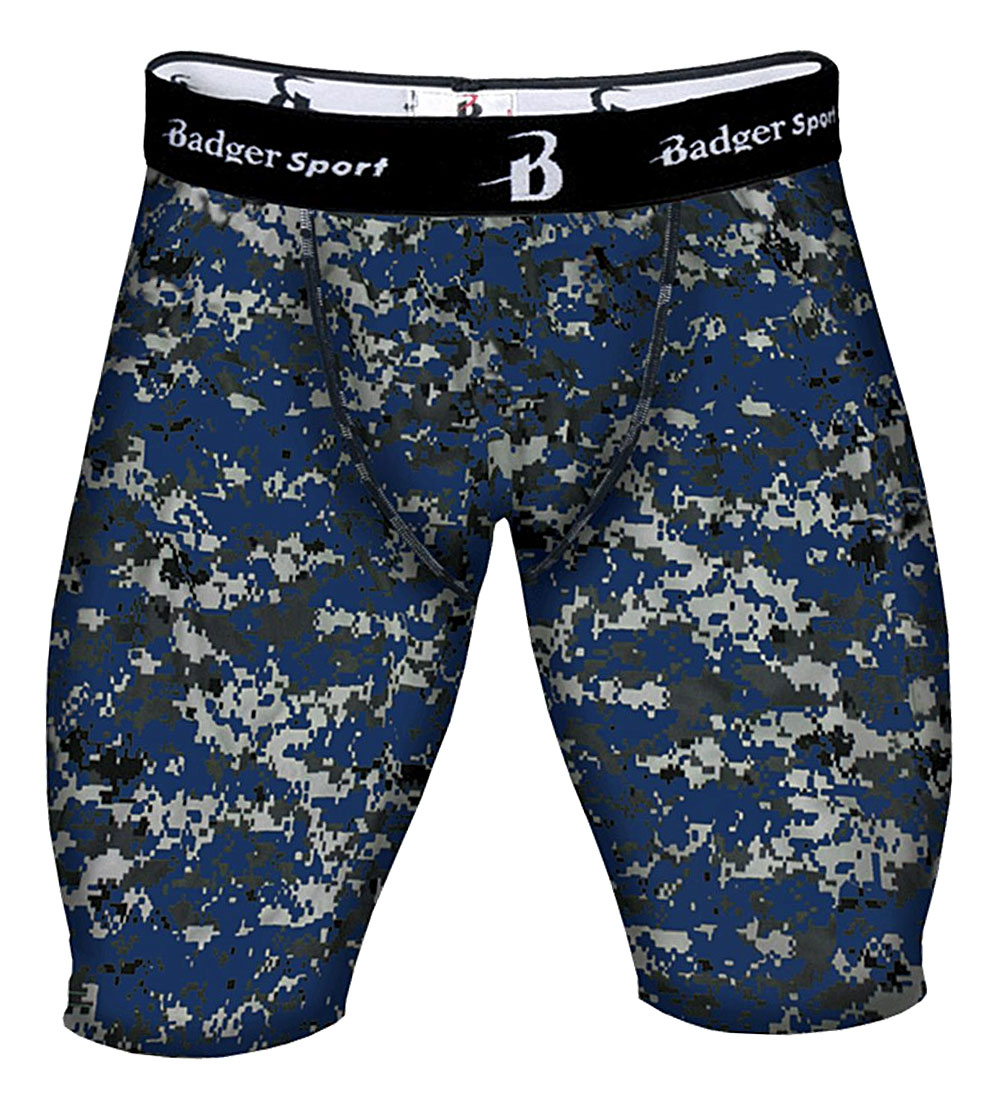 Digital Compression Short
