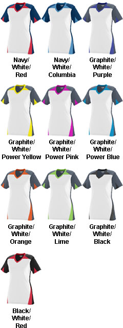 Ladies Matrix Jersey - All Colors