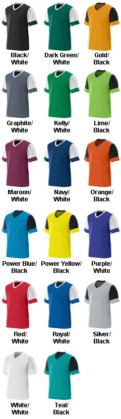 Adult Lightning Jersey - All Colors