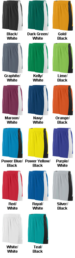 Adult Lightning Short - All Colors